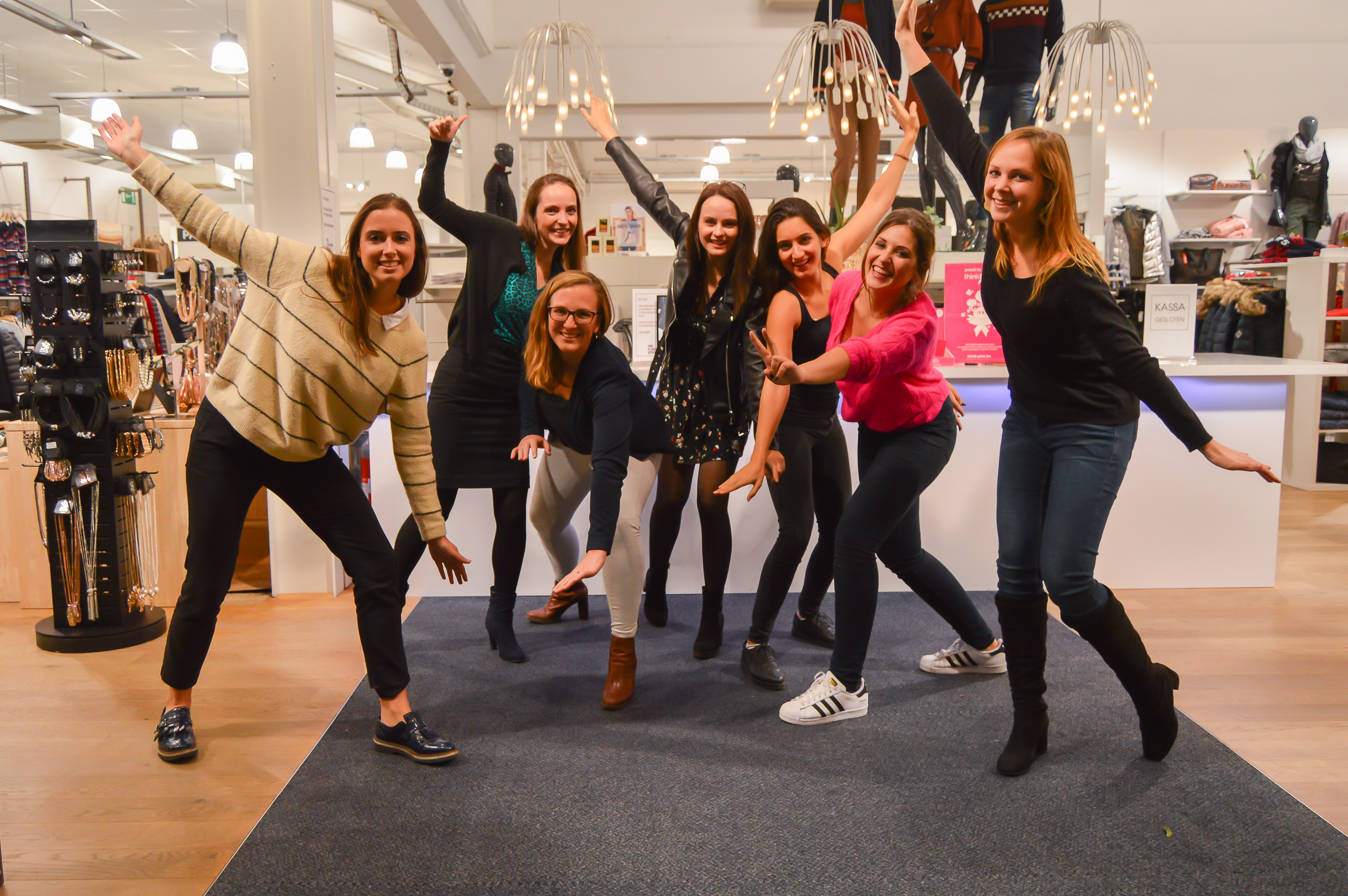 Business Styling Kledingadvies Stijladvies Workshop Kleur en stijl Imagoadvies Teambuilding